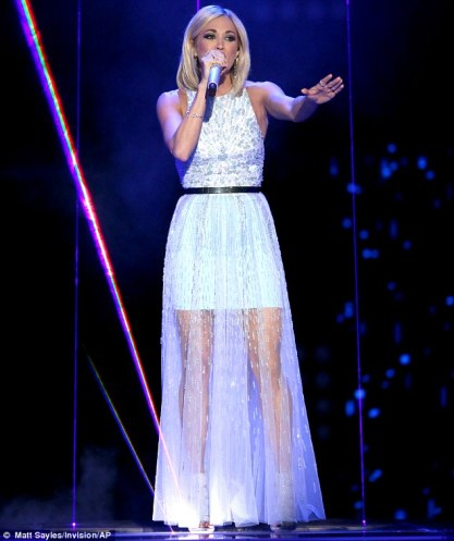 carrie performance