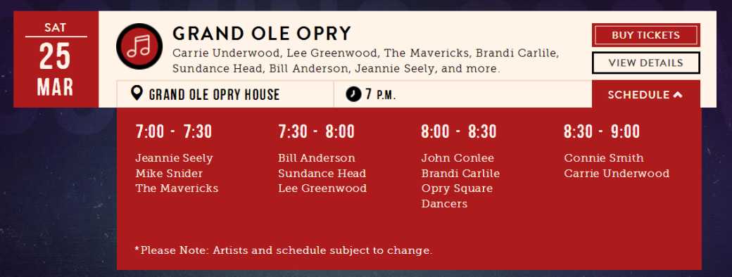 Opry first show Mar 25, 17.png